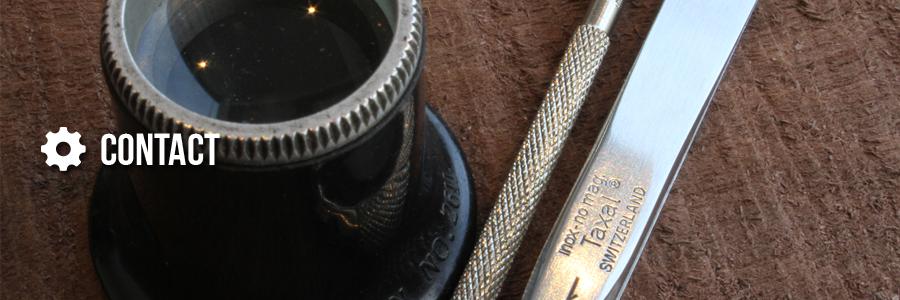 時計修理とカスタマイズの専門店 名古屋のウォッチリペアサービス お問い合わせイメージ
