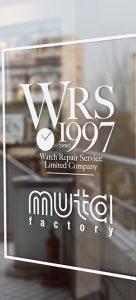 時計修理のWRS muta factoryの店舗イメージ画像です