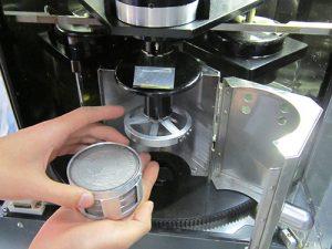 ヴェルヴォクリーア社製の超音波洗浄機ETC-Ⅴ
