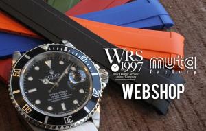 WRS muta factory ウェブショップ