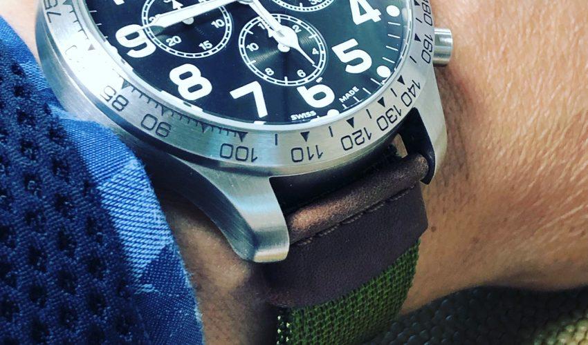 時計のバンド交換