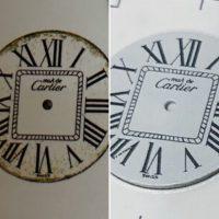 文字盤プチリダン